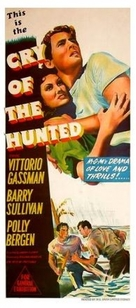 Cry of the Hunted - Australian Movie Poster (xs thumbnail)