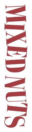 Mixed Nuts - Logo (xs thumbnail)