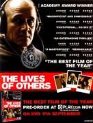 Das Leben der Anderen - British Video release poster (xs thumbnail)