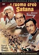 Inherit the Wind - Italian DVD movie cover (xs thumbnail)