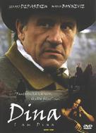I Am Dina - Czech Movie Cover (xs thumbnail)