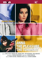 Anna, quel particolare piacere - DVD cover (xs thumbnail)