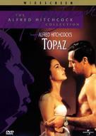 Topaz - DVD movie cover (xs thumbnail)