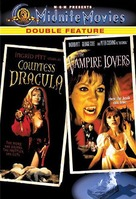 The Vampire Lovers - DVD cover (xs thumbnail)