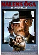 Eye of the Needle - Swedish Movie Poster (xs thumbnail)