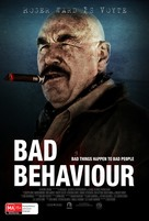 Bad Behaviour - Australian Movie Poster (xs thumbnail)