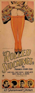 Rolled Stockings - Movie Poster (xs thumbnail)