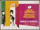 Irma la Douce - British Movie Poster (xs thumbnail)