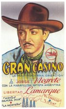 Gran Casino - Spanish Movie Poster (xs thumbnail)