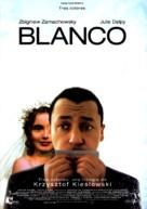 Trois couleurs: Blanc - Spanish Movie Poster (xs thumbnail)