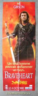 Braveheart - French Movie Poster (xs thumbnail)