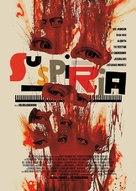 Suspiria - Slovenian Movie Poster (xs thumbnail)