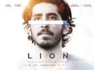 Lion - British Movie Poster (xs thumbnail)