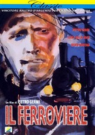 Il ferroviere - Italian Movie Cover (xs thumbnail)