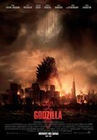 Godzilla - Portuguese Movie Poster (xs thumbnail)