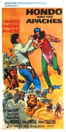 Hondo and the Apaches - Movie Poster (xs thumbnail)