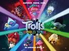 Trolls World Tour - British Movie Poster (xs thumbnail)