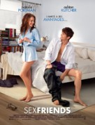 No Strings Attached - French Movie Poster (xs thumbnail)