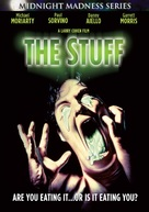 The Stuff - DVD movie cover (xs thumbnail)