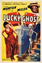 Lucky Ghost - Movie Poster (xs thumbnail)