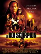The Scorpion King - French Movie Poster (xs thumbnail)