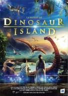 Dinosaur Island - French Movie Cover (xs thumbnail)