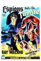 Ministry of Fear - Belgian Movie Poster (xs thumbnail)