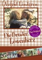 Bröderna Lejonhjärta - German DVD cover (xs thumbnail)