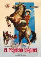 El pequeño coronel - Spanish Movie Poster (xs thumbnail)