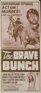 Oi gennaioi tou Vorra - Australian Movie Poster (xs thumbnail)