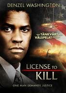 License to Kill - Swedish Movie Poster (xs thumbnail)