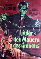 The Strange Door - German Movie Poster (xs thumbnail)