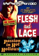 Flesh and Lace - DVD cover (xs thumbnail)