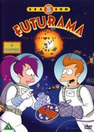 """Futurama"" - Danish DVD movie cover (xs thumbnail)"