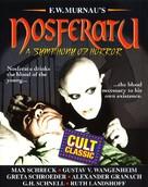 Nosferatu, eine Symphonie des Grauens - Australian Movie Cover (xs thumbnail)