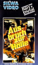 Fight for Your Life - German VHS cover (xs thumbnail)