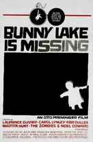 Bunny Lake Is Missing - Theatrical movie poster (xs thumbnail)