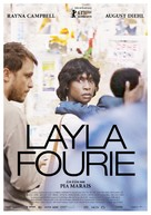 Layla Fourie - German Movie Poster (xs thumbnail)