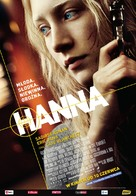 Hanna - Polish Movie Poster (xs thumbnail)