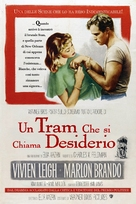 A Streetcar Named Desire - Italian Movie Poster (xs thumbnail)
