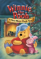 Winnie the Pooh: A Very Merry Pooh Year - DVD movie cover (xs thumbnail)
