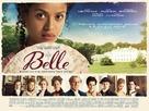 Belle - British Movie Poster (xs thumbnail)