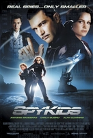 Spy Kids - Movie Poster (xs thumbnail)