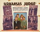 Arkansas Judge - Movie Poster (xs thumbnail)