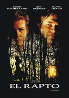 The Vanishing - Argentinian DVD cover (xs thumbnail)