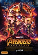 Avengers: Infinity War - Australian Movie Poster (xs thumbnail)