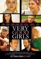 Very Good Girls - Movie Poster (xs thumbnail)