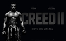 Creed II - Brazilian Movie Poster (xs thumbnail)