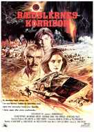Damnation Alley - Danish Movie Poster (xs thumbnail)