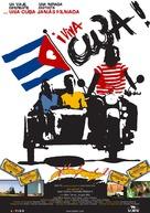 Viva Cuba - Spanish Movie Poster (xs thumbnail)